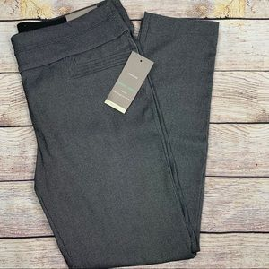 NWT Maurice's Pull-On Skinny Ankle Dress Pants